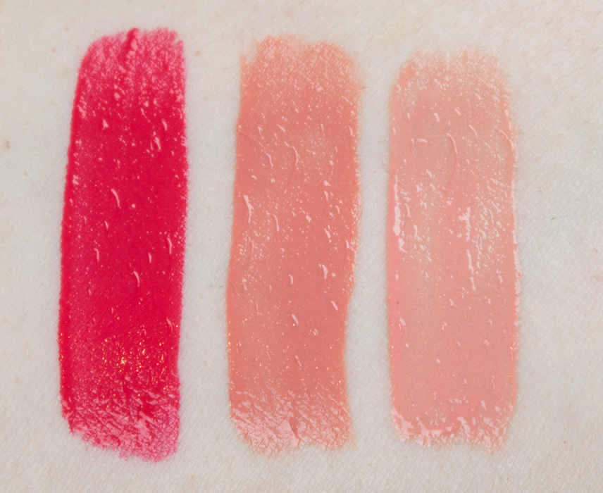 NARS Velvet Lip Glide Impossible Red Suck - Swatches