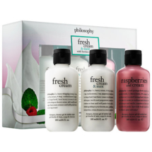 Philosophy Fresh Cream, Mint & Berries Body Wash