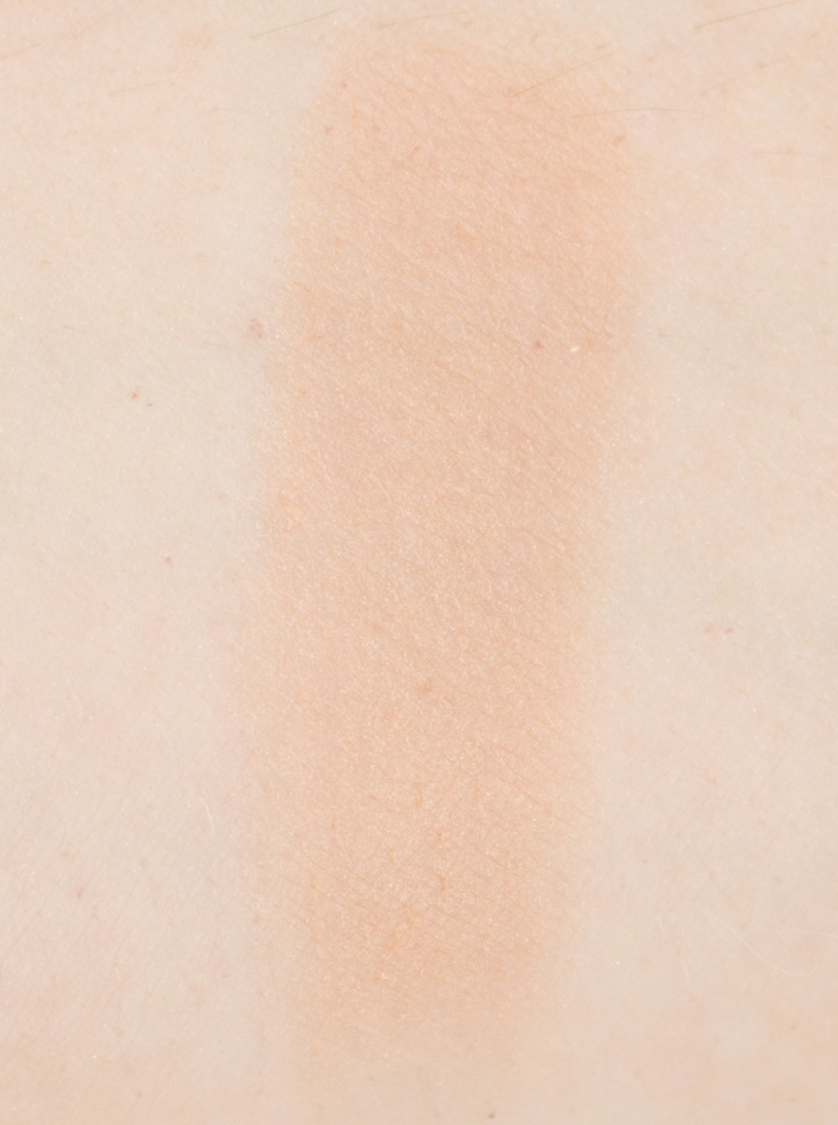 Bare Mineral Invisible Bronzer Fair to Light Swatch