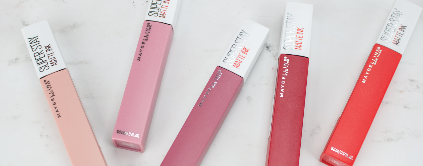 Review Of The Maybelline Super Stay Matte Ink Beauty Hub