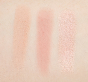 Lorac Pirates Of The Carribean Cheek Palette Swatches